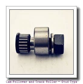 IKO CFRU1-12-1  Cam Follower and Track Roller - Stud Type