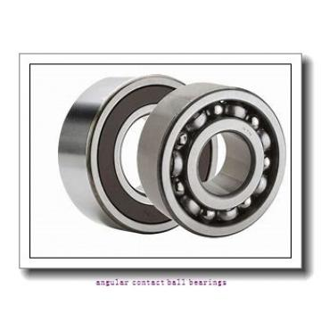 85 mm x 150 mm x 28 mm  SKF QJ 217 MA  Angular Contact Ball Bearings