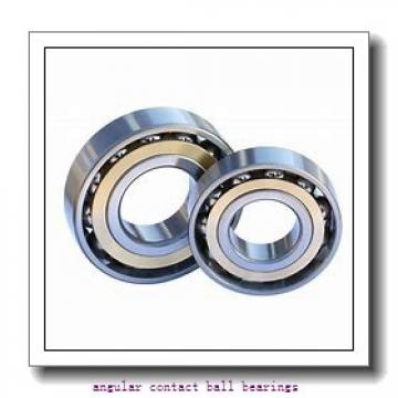 20 mm x 52 mm x 22.2 mm  SKF 3304 A-2RS1TN9/MT33  Angular Contact Ball Bearings