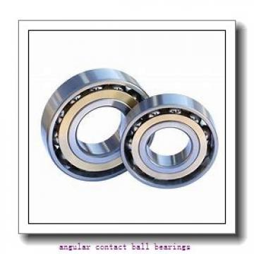 35 mm x 80 mm x 34.9 mm  SKF 3307 A-2RS1TN9/MT33  Angular Contact Ball Bearings