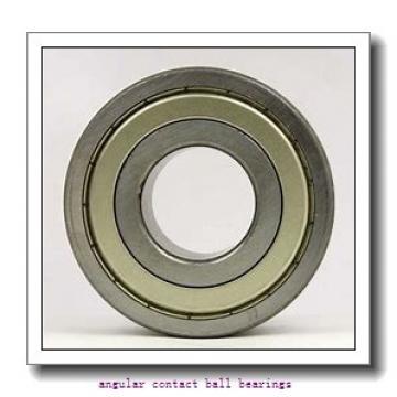 30 mm x 62 mm x 23.8 mm  SKF 3206 ATN9  Angular Contact Ball Bearings