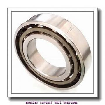 60 mm x 110 mm x 22 mm  TIMKEN 7212WN  Angular Contact Ball Bearings