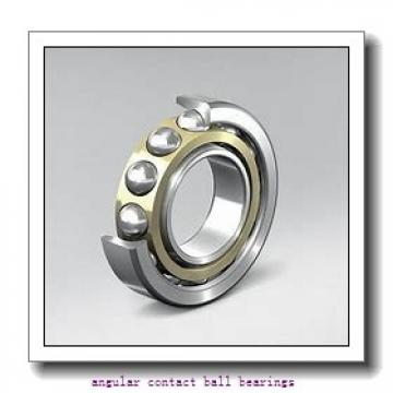 100 mm x 215 mm x 47 mm  SKF QJ 320 N2MA  Angular Contact Ball Bearings