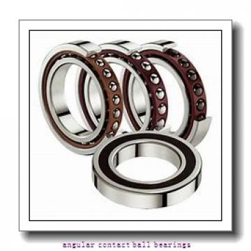 1.772 Inch | 45 Millimeter x 3.937 Inch | 100 Millimeter x 0.984 Inch | 25 Millimeter  SKF QJ 309 N2MA/C2L  Angular Contact Ball Bearings