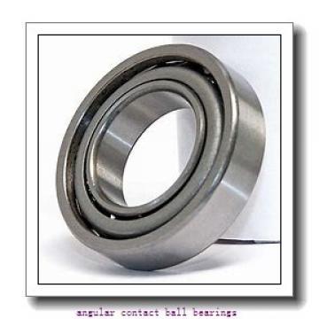 3.74 Inch | 95 Millimeter x 6.693 Inch | 170 Millimeter x 1.26 Inch | 32 Millimeter  TIMKEN 7219WN MBR SU  Angular Contact Ball Bearings