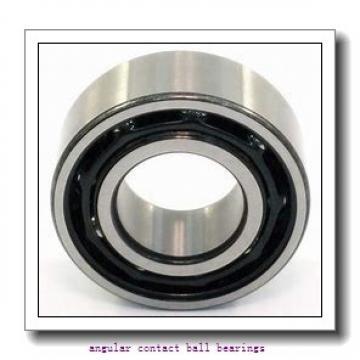 90 mm x 160 mm x 30 mm  SKF 7218 BEGAM  Angular Contact Ball Bearings