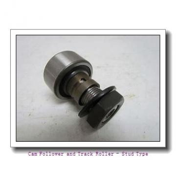 IKO CFES8UU  Cam Follower and Track Roller - Stud Type