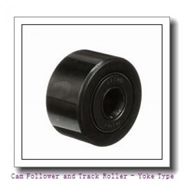 CONSOLIDATED BEARING NA-22/6-2RS  Cam Follower and Track Roller - Yoke Type
