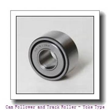 CONSOLIDATED BEARING STO-6-ZZ  Cam Follower and Track Roller - Yoke Type
