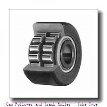 CONSOLIDATED BEARING 361208-2RSX  Cam Follower and Track Roller - Yoke Type