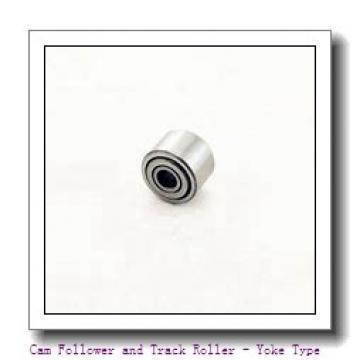 CARTER MFG. CO. CYNB-24-S  Cam Follower and Track Roller - Yoke Type
