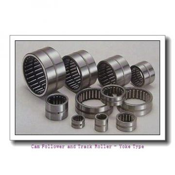 CONSOLIDATED BEARING 305806-ZZ  Cam Follower and Track Roller - Yoke Type