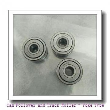 CONSOLIDATED BEARING 305700-ZZ  Cam Follower and Track Roller - Yoke Type