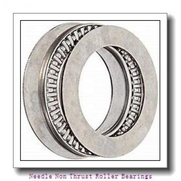 8.661 Inch | 220 Millimeter x 9.449 Inch | 240 Millimeter x 1.969 Inch | 50 Millimeter  IKO LRT22024050  Needle Non Thrust Roller Bearings