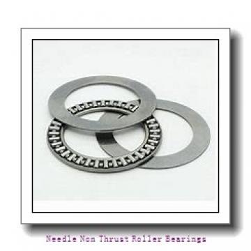 0.787 Inch | 20 Millimeter x 0.984 Inch | 25 Millimeter x 1.024 Inch | 26 Millimeter  IKO LRT202526  Needle Non Thrust Roller Bearings