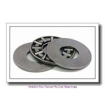 12.598 Inch   320 Millimeter x 13.78 Inch   350 Millimeter x 3.15 Inch   80 Millimeter  IKO LRT32035080  Needle Non Thrust Roller Bearings
