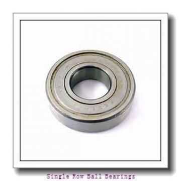 NACHI R4A   2RS    MC3  Single Row Ball Bearings