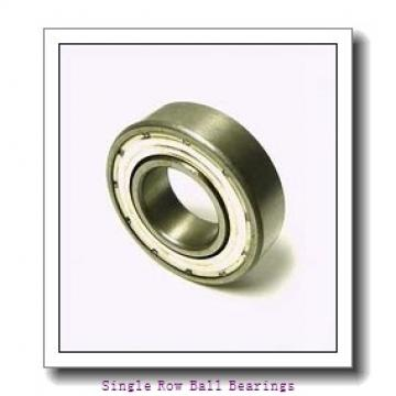 NACHI 6307ZZENR  Single Row Ball Bearings