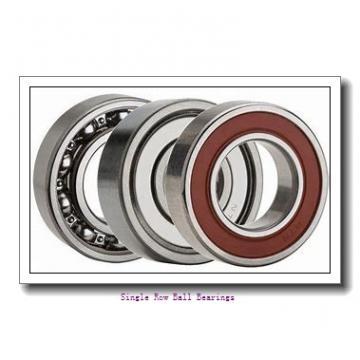 NACHI 6020 C3  Single Row Ball Bearings