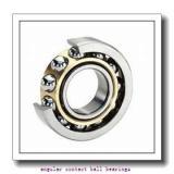 2.165 Inch | 55 Millimeter x 3.937 Inch | 100 Millimeter x 1.311 Inch | 33.3 Millimeter  SKF 3211 A-2RS1/MT33  Angular Contact Ball Bearings