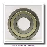 2.165 Inch | 55 Millimeter x 3.937 Inch | 100 Millimeter x 1.311 Inch | 33.3 Millimeter  SKF 3211 A-2Z/MT33  Angular Contact Ball Bearings