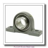2.438 Inch   61.925 Millimeter x 4.375 Inch   111.13 Millimeter x 3 Inch   76.2 Millimeter  REXNORD MP5207F  Pillow Block Bearings